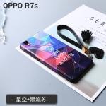 เคส OPPO R7S พลาสติกสกรีนลายกราฟฟิกน่ารักๆ ไม่ซ้ำใคร สวยงามมาก ราคาถูก (ไม่รวมสายคล้อง) แบบที่ 2