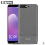 เคส Huawei Y7 Pro 2018 ซิลิโคน TPU แบบนิ่มสีพื้นสวยงามปกป้องตัวเครื่อง แบบที่ 2