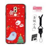 เคส Huawei GR5 (2017) พลาสติก TPU สกรีนลายคริสมาสต์ แบบที่ 3