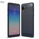 เคส Samsung A8 Star ซิลิโคนสีพื้นสวยงามมาก แบบที่ 1