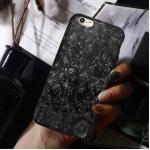 ไอโฟน5/5se/5s เคสเนื้อมุก(ใช้ภาพรุ่นอื่นแทน) -ดำ