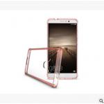 เคส Huawei Mate 9 พลาสติกโปร่งใส Crystal Clear ขอบปกป้องสวยงาม แบบที่ 4