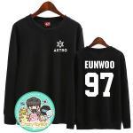 EUNWOO 97 (สีดำ)