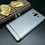 เคสประกบ 3 ชิ้น Huawei Mate 10 สีเงิน
