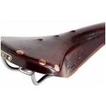Brooks England B17 Titanium Saddle ,Brown