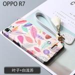 เคส OPPO R7 Lite / R7 พลาสติกสกรีนลายกราฟฟิกน่ารักๆ ไม่ซ้ำใคร สวยงามมาก แบบที่ 6