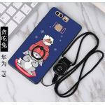 เคสนิ่ม Huawei P9 ลายแฟนซี #9