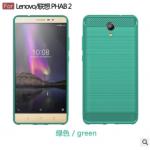 เคส Lenovo Phab 2 พลาสติก TPU สีพื้นสวยงามมาก แบบที่ 4
