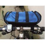 กระเป๋าคาดแฮนด์ ROSWHEEL 11494 ดำฟ้า