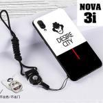 เคส Huawei Nova 3i เคสซิลิโคนลายการ์ตูน น่ารักๆ หลายลาย พร้อมแหวนจับมือถือลายเดียวกับเคส แบบที่ 20