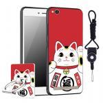 เคส Xiaomi Redmi 5A ซิลิโคนแบบนิ่มสกรีนลาย พร้อมแหวนและสายคล้องคุ้มมาก แบบที่ 15