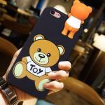 เคส tpu การ์ตูนหมีเกาะ ไอโฟน 7 4.7 นิ้ว