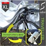 sabai cover ผ้าคลุมจักรยาน - รุ่น TRAVELLER size XL