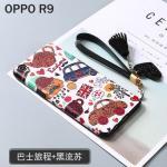 เคส OPPO F1 Plus พลาสติกสกรีนลายกราฟฟิกน่ารักๆ ไม่ซ้ำใคร สวยงามมาก แบบที่ 12