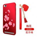 เคส Xiaomi Redmi 5A ซิลิโคนลายดอกไม้ พร้อมสายล้องสวยมากๆ แบบที่ 3