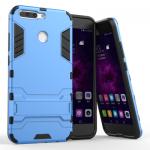 เคส Huawei Honor V9 เคสกันกระแทกแยกประกอบ 2 ชิ้น ด้านในเป็นซิลิโคนสีดำ ด้านนอกพลาสติกเคลือบเงาโลหะเมทัลลิค แบบที่ 5