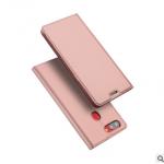 เคส OPPO R15 Pro แบบฝาพับหนังเทียม ใส่บัตรได้ ตั้งได้ ด้านในเป็นซิลิโคน พรีเมี่ยมสวยงามมาก แบบที่ 3