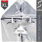 sabai cover ผ้าคลุมจักรยาน - รุ่น SHOWCASE Lite - [ SIZE XL ]