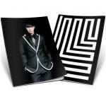สมุดปกอ่อน EXO The Lost Planet Lay