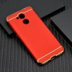 เคสหัวเหว่ย Y7(2017)PC ประกบหัวท้าย(ใช้ภาพรุ่นอื่นแทน)-สีแดง