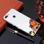 เคส Huawei Y9 (2018) แบบประกอบ 2 ชิ้น ขอบเคสโลหะ Bumper + พร้อมแผ่นฝาหลังเงางามสวยจับตา แบบที่ 3