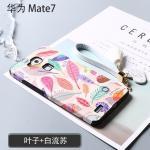 เคส Huawei Mate 7 พลาสติกสกรีนลายกราฟฟิกน่ารักๆ ไม่ซ้ำใคร สวยงามมาก แบบที่ 6