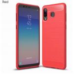 เคส Samsung A8 Star ซิลิโคนสีพื้นสวยงามมาก แบบที่ 2