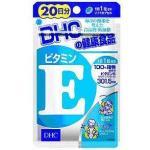 DHC Vitamin E 20 วัน ช่วยบำรุงผิวพรรณ ลดริ้วรอยจากสิว