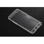 เคส OPPO F1 Plus พลาสติก PC โปร่งใสแบบประกบหน้า-หลัง แบบที่ 1