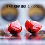 Tfz Series2 No.002 แดงใส