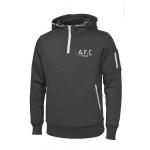 เสื้อแจ็คเก็ตอาร์เซนอล Since 1886 1/4 Zip Sweatshirt ของแท้