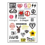 แทททู BIGBANG (ver.2)