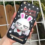 เคส Xiaomi Redmi 5A ซิลิโคนสกรีนลายการ์ตูนพร้อมที่ตั้งและที่เก็บสายในตัวคุ้มค่ามาก แบบที่ 1