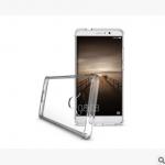 เคส Huawei Mate 9 พลาสติกโปร่งใส Crystal Clear ขอบปกป้องสวยงาม แบบที่ 2