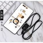 เคสนิ่ม Huawei P9 ลายแฟนซี #10