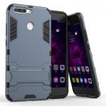 เคส Huawei Honor V9 เคสกันกระแทกแยกประกอบ 2 ชิ้น ด้านในเป็นซิลิโคนสีดำ ด้านนอกพลาสติกเคลือบเงาโลหะเมทัลลิค แบบที่ 6