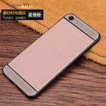 เคส VIVO Y71 ซิลิโคน soft case หนังเทียมสวยหรู แบบที่ 1