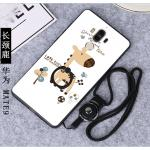 เคสนิ่ม Huawei Mate 9 ลายแฟนซี #10