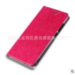 เคส Huawei Y9 (2018) แบบฝาพับหน้งเทียมสวยงามมาก แบบที่ 5