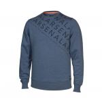 เสื้ออาร์เซนอล Diagonal Text Print Sweatshirt ของแท้