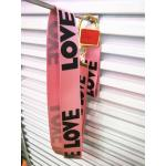 สายห้อย/คล้องคอ love love-ชมพู