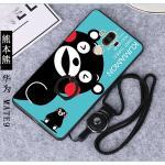 เคสนิ่ม Huawei Mate 9 ลายแฟนซี #8