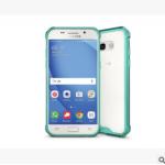 เคส Samsung A7 2017 พลาสติกโปร่งใส Crystal Clear ขอบปกป้องสวยงาม แบบที่ 3