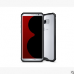 เคส Samsung S8 Plus พลาสติกโปร่งใส Crystal Clear ขอบปกป้องสวยงาม แบบที่ 1