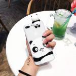 เคส iPhone 6 / 6s (4.7 นิ้ว) พลาสติกการ์ตูนเกาะเคสน่ารักมากๆ แบบที่ 1