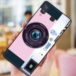 เคส Samsung A8 Star ซิลิโคนรูปกล้องถ่ายรูปน่ารัก ตรงเลนส์สามารถยืดออกมาตั้งได้ แบบที่ 1