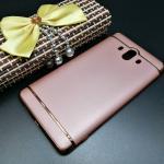 เคสประกบ 3 ชิ้น Huawei Mate 10 สีชมพู