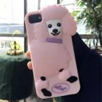 เคส iPhone 7 (4.7 นิ้ว) ซิลิโคน soft case การ์ตูน 3 มิติ แสนน่ารัก แบบที่ 2