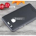 เคส Huawei P9 ยี่ห้อ iPaky (Hybrid Case) สีเทา