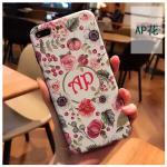เคสหลังแข็งขอบนิ่มพิมพ์เส้นนูนลายดอกไม้ ไอโฟน 6/6s 4.7 นิ้ว(ใช้ภาพรุ่นอื่นแทน)-4